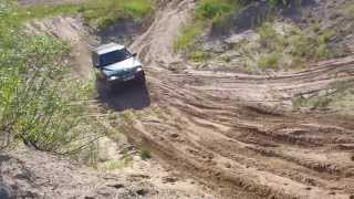 Daewoo Musso offroad