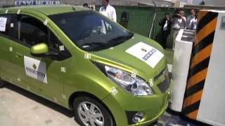Low Speed Chevrolet Spark 2011