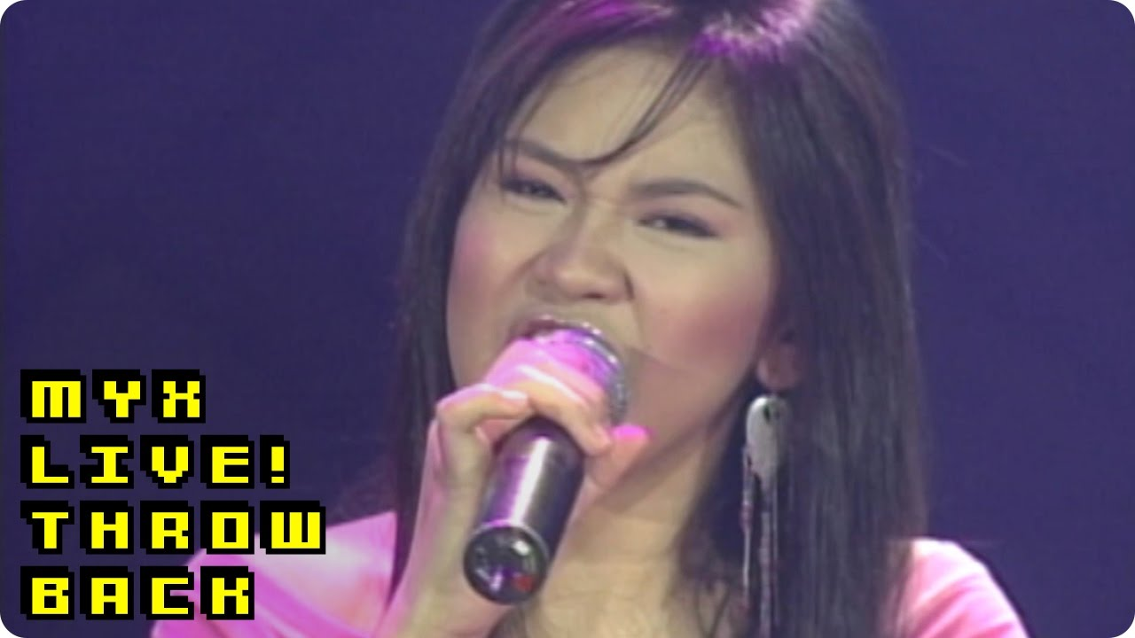 Sarah Geronimo How Could You Say You Love Me Myx Live