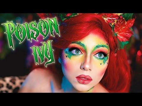 Poison Ivy MAKEUP!   Charisma Star