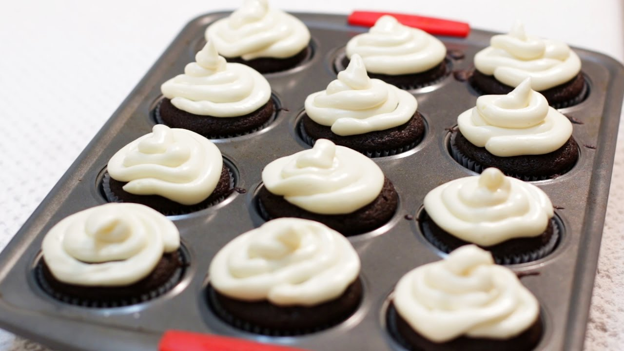 how to make quick chocolate cupcakes