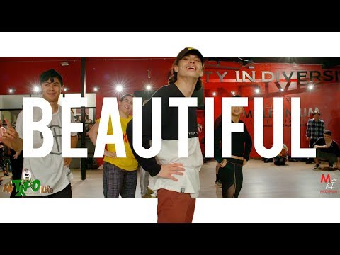 Snoop Dogg ft. Pharrell - Beautiful | Choreography With Ian Eastwood