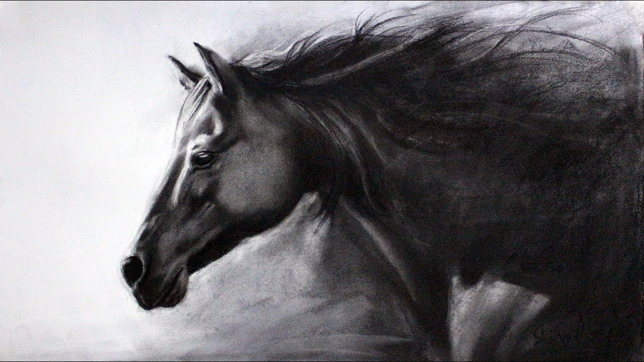 Realistic Drawing with Charcoal Workshop - Strathmore ... |Charcoal Art Drawings Music