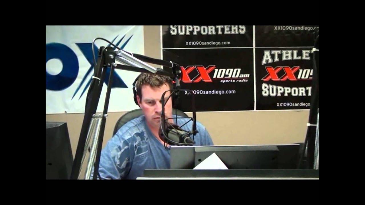 Ryan Leaf Interviews Jay Posner On Locker Room Exchange