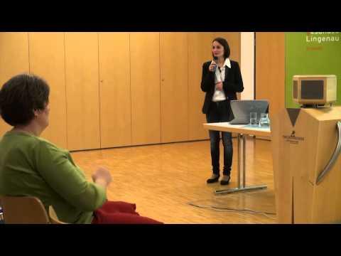 Vegetarismus -- gesund ohne Fleisch? Vortrag von Mag. Eva Wachter
