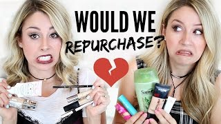 Product Empties | Would I Repurchase?
