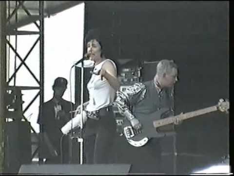 Siouxsie & The Banshees Live  Zeebrugge 21/07/95