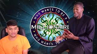 WHO WANTS TO BE A MILLIONAIRE! (VIDEOGAME EDITION)