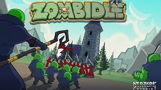 Zombidle - Android Gameplay HD