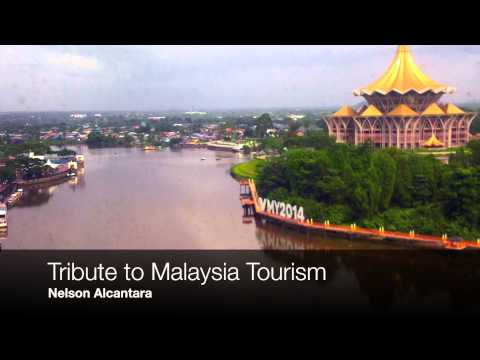 Kuching Town: A Song For Malaysia Tourism