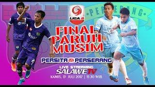 Video Gol Pertandingan Persita Tangerang vs Perserang Serang
