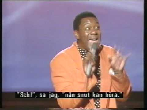 Lenny Henry go home part4