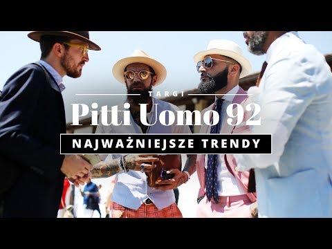 Najważniejsze trendy z 92 Targów Pitti Uomo 2017