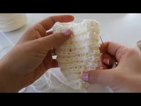 How to Crochet an Easy Soap Saver