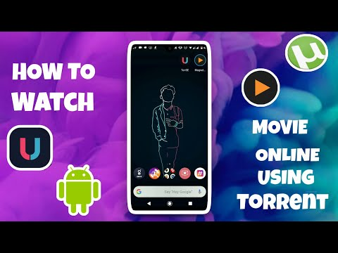 How To Download Any Movies From Torrent  On Android || Watch Torrent Movie Online On Android 🔥🔥