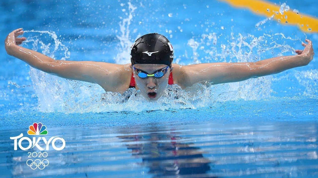 Download Japan's Yui Ohashi wins 400m IM gold; Americans take silver, bronze | Tokyo Olympics | NBC Sports
