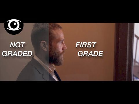 Color Correction: How to Grade a Film