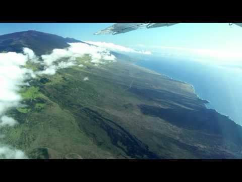 Our Inter-Island Flight with Mokulele Airlines in 1080p HD