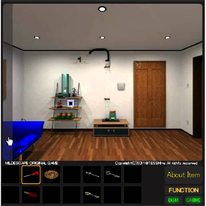 Mild escape escape from the device filled room for Small room escape 12
