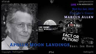The Apollo Moon Landings Facts And Fiction  W/ Marcus Allen