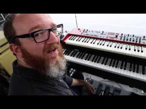 Dan Walker - A Tour Of His 2019 Heart Keyboard Rig