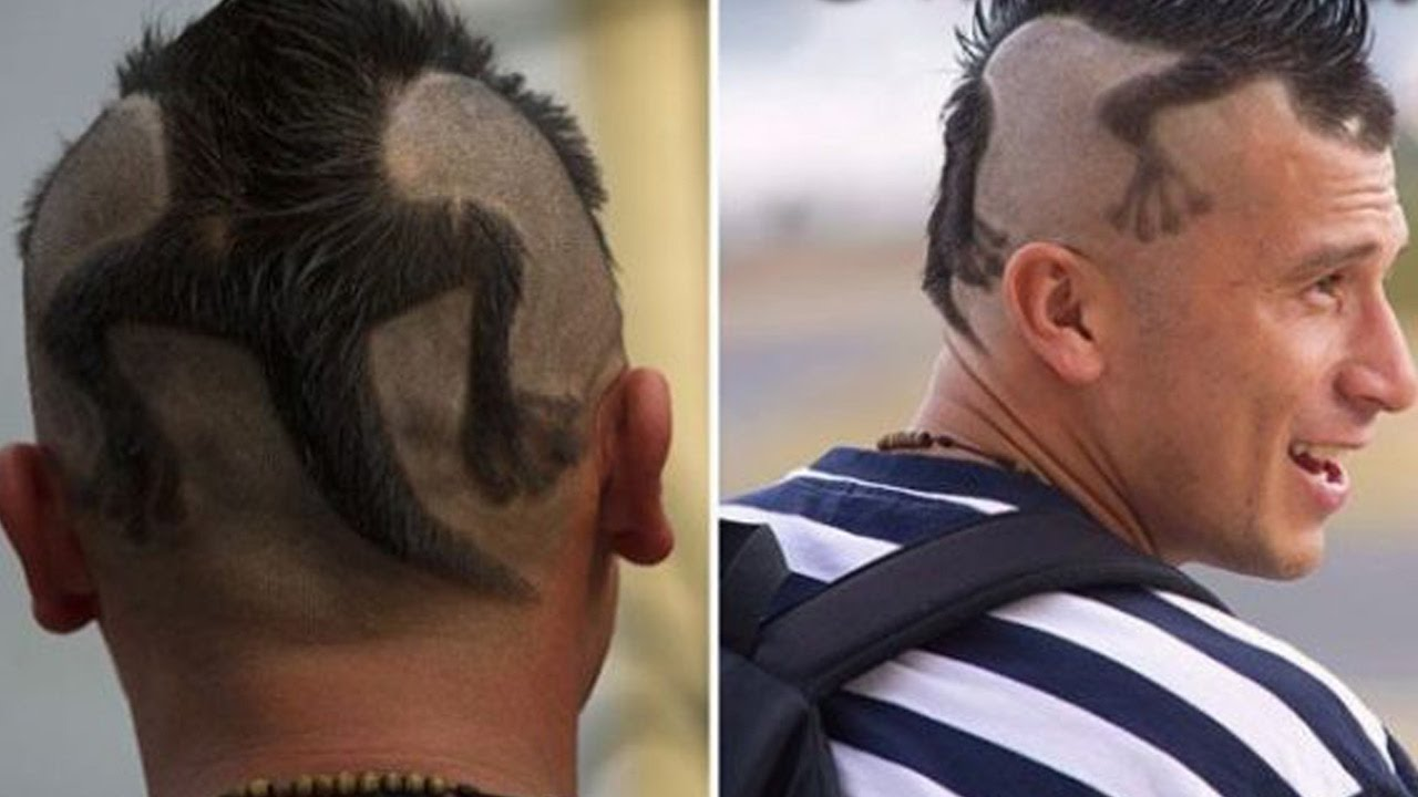 Top 10 Terrible Haircuts Pastimers Youtube