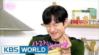 Cook & Talk with Lee Jehoon [Entertainment Weekly / 2017.09.25]