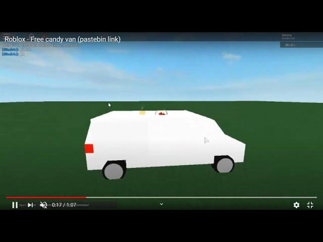 Roblox Clown Van Game Free Candy Kidnap Script Van Combined Clown Command Admin Icecream Youtube