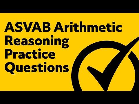Free ASVAB Arithmetic Reasoning Help!
