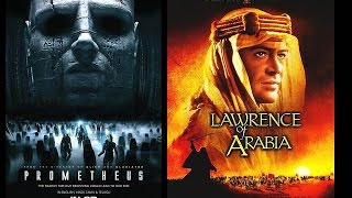 Prometheus vs. Lawrence of Arabia - Allusion and Homage