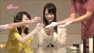 タレントの高橋亜由美さんが、番組の中でラ ステラ ブリランテの石鹸「...