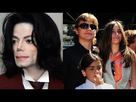 20 B.izarre Facts About How Michael Jackson Brought Up His Children