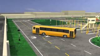 Circuito del Touring, Estacionamiento Diagonal Categoría  A III