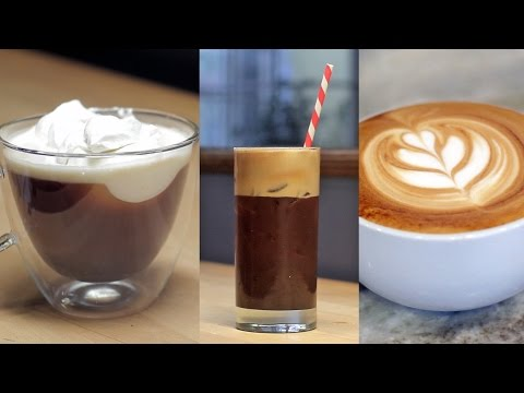 How Coffee Is Cooked & Drunk All Over The World