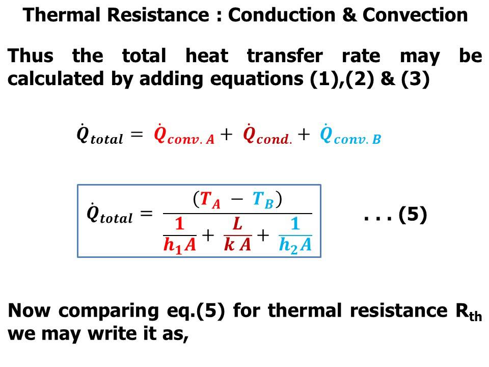 Numerical based on Thermal Resistance YouTube