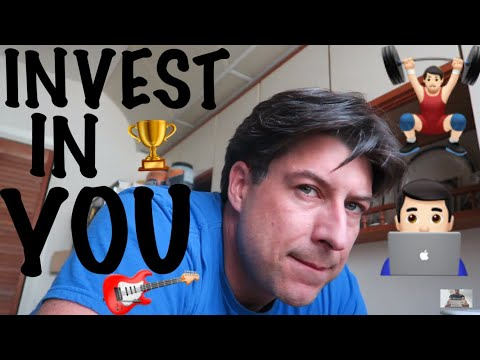 Invest in Yourself / Small Victories with Exercise can spread to other areas of Life