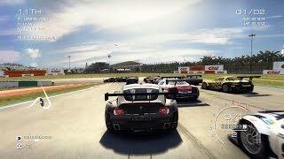 Grid Autosport PC [HD]: BMW Z4 GT3 Endurance GT Group 2 Gameplay in Sepang