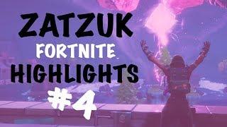 Zatzuk Fortnite Hightlights #4   #6 WINS IN SWEDEN (XB) GIVEAWAY (check bio)