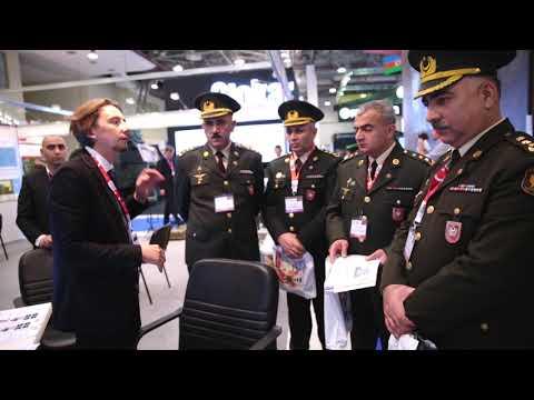 What to expect to ADEX 2018 International Defense Exhibition Baku Azerbaijan
