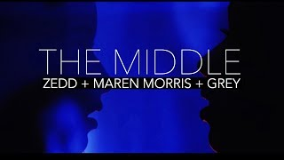The Middle - Zedd, Maren Morris, Grey | Cover