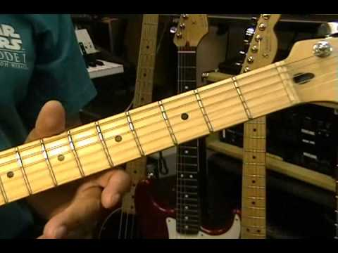 How To Play Michael Jackson HUMAN NATURE Part TWO Guitar Lesson YouTube