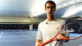 Tennis Warehouse Europe / Andy Murray about Head radical