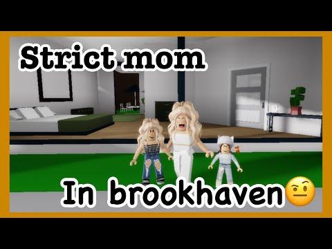 STRICT MOM   Brookhaven Rp   Sweet Jexza