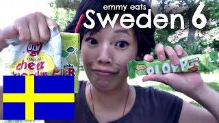 Emmy Eats Sweden 6 - tasting more Swedish treats