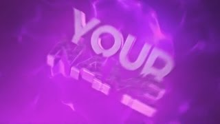Free 3D Intro #24 | Cinema 4D/AE Template
