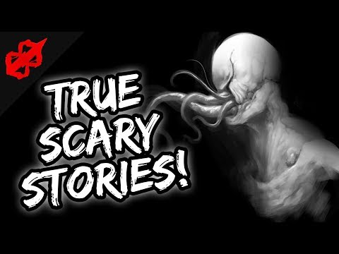 Scary Stories | Disturbing Horror Stories | Something Scary | Unintentional [ASMR] To Help Sleep