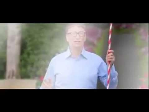 Bill Gates VS Mark Zuckerberg (Ice Bucket Challenge)