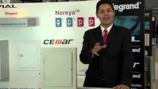 Elétrica PJ - Quadro de distribuição sobrepor CEMAR Legran