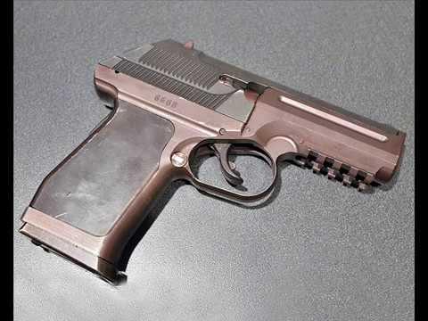 В России модернизировали бесшумный пистолет для спецопераций псс 2