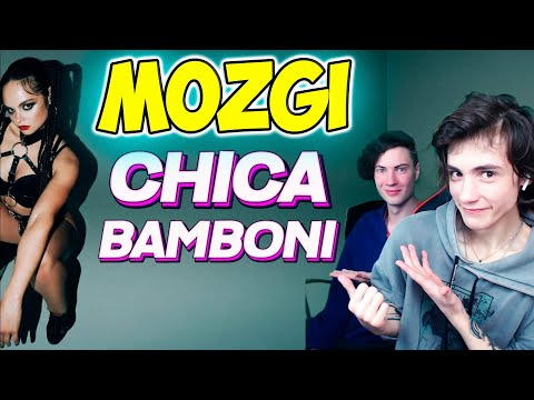MOZGI - Chica Bamboni [Official Video] РЕАКЦИЯ НА МОЗГИ ЧИКАБАМБОНИ
